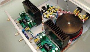 УМЗЧ на полевых мощностью 100…500 Вт